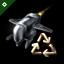 Sentient Drone Damage Amplifier icon