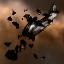 Amarr Battleship Wreck