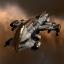 Amarr Harbinger Battlecruiser