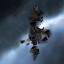 Caldari Force Auxiliary Wreck