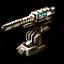 Dual 150mm Compressed Coil Gun I