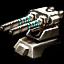Dual 250mm Prototype Gauss Gun