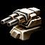 1400mm Gallium Cannon