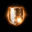 Compact Anti-Explosive Shield Hardener