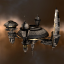 Fortified Amarr Commercial Station Ruins
