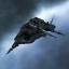 Fortified Caldari Station Ruins - Flat Hulk